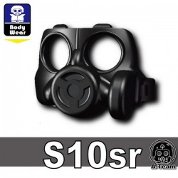 Gas mask S10sr (black)