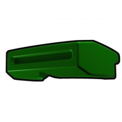 Green Phase I Binocular Visor