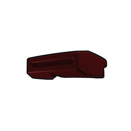 Lego Minifig Custom AREALIGHT Visière Phase I Binoculaire Rouge foncée (La Petite Brique) Star Wars