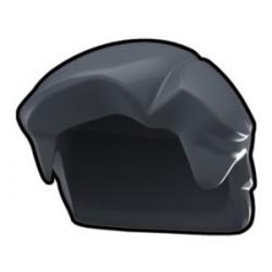 Dark Gray Mullet