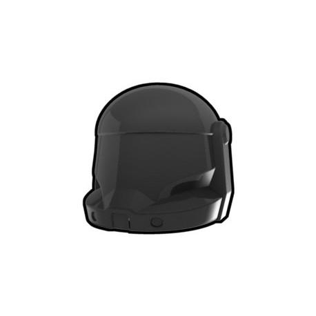 Lego Minifig Custom AREALIGHT Black Commando Helmet (La Petite Brique) Star Wars