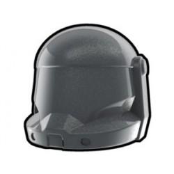 Lego Minifig Custom AREALIGHT Commando Helmet (silver) (La Petite Brique) Star Wars