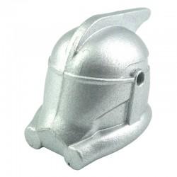 Arc Helmet (Metallic Silver)
