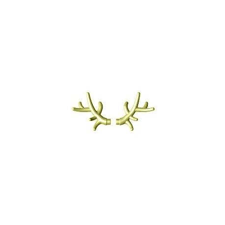 Antlers (Tan)