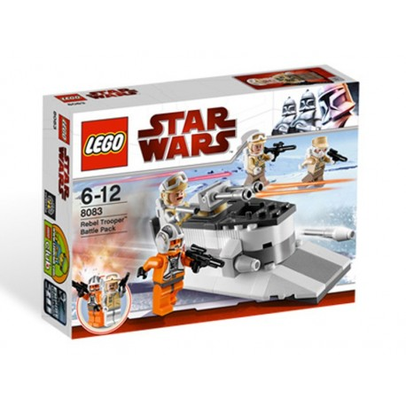 8083 - Rebel Trooper Battle Pack