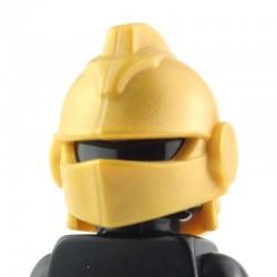 Jousting Helmet (Pearl Gold)