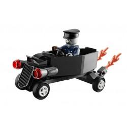 Lego MONSTER FIGHTERS Le zombie et sa voiture cercueil (La Petite Brique)