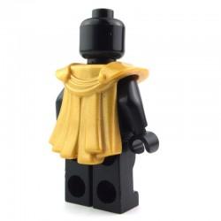LEGO Brick Warriors Custom - Cuirasse musclée (Pearl Gold) (La Petite Brique)