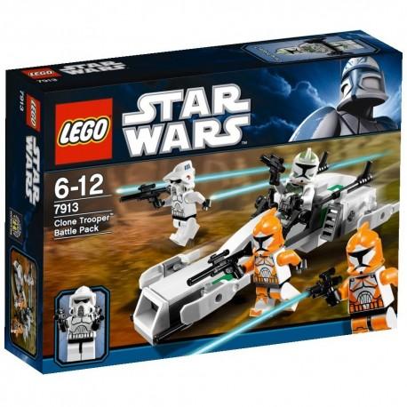 7913 - Clone Trooper™ Battle Pack