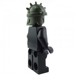 Lego Custom BRICK WARRIORS Casque Goblin (Army Green) La Petite Brique
