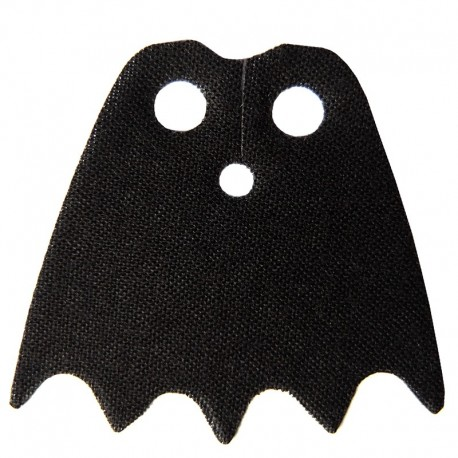 Lego Custom CapeMadness Bat Cape (noir) La Petite Brique