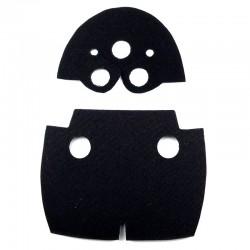 Lego Custom CapeMadness Tenzin (noir) La Petite Brique