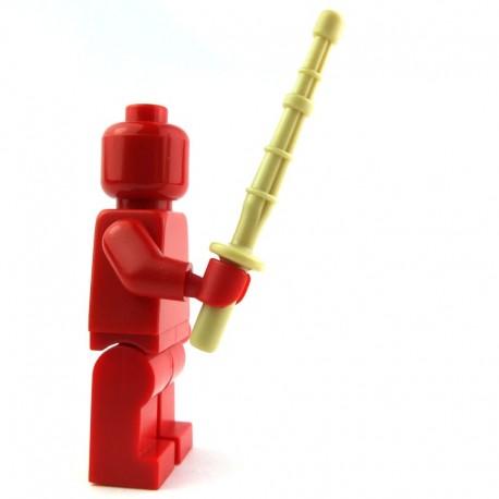 Lego Si-Dan Toys Epée en Bamboo (beige) (La Petite Brique)