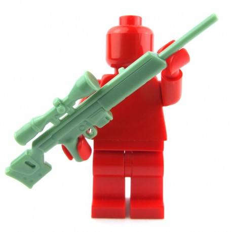 Lego Si-Dan Toys PSG1 (vert) (La Petite Brique)