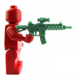 Lego Si-Dan Toys HK-416 (vert) (La Petite Brique)