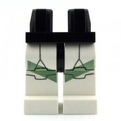 Lego Accessoires Minifig - Jambes - Clone Trooper Sand Green (Star Wars) La Petite Brique