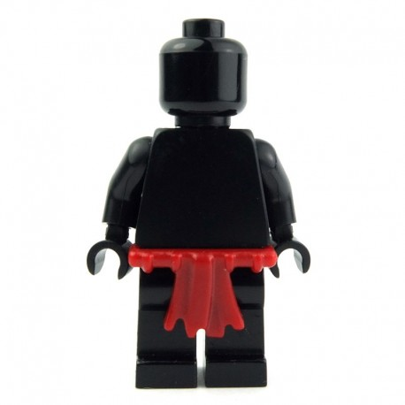 Lego Custom BRICK WARRIORS Pagne (Rouge foncé) La Petite Brique