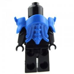Lego Custom BRICK WARRIORS Armure Android (bleu) La Petite Brique