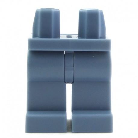 Lego Minifig Jambes - sand blue (La Petite Brique)