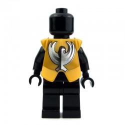 Lego Accessoires Minifig Armure pectorale (Pearl Gold) La Petite Brique