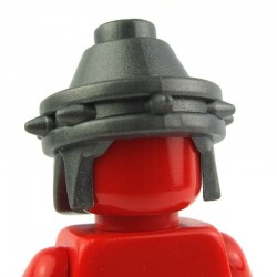 Lego Custom BRICK WARRIORS Casque Sea People (steel) La Petite Brique