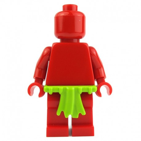 Lego Custom BRICK WARRIORS Pagne (Lime Green) La Petite Brique