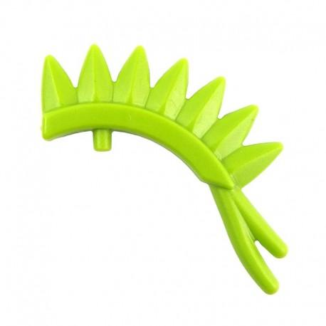 Lego Custom BRICK WARRIORS Plume casque de Joute (Lime Green) La Petite Brique