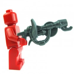 Lego Custom BRICK WARRIORS Fire Breather (steel) La Petite Brique