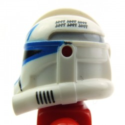Lego Clone Army Customs Casque Clone Phase 2 Captain Rex (La Petite Brique) SW