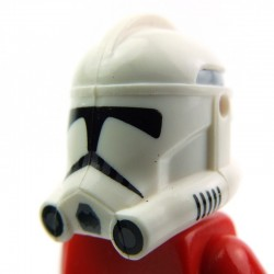 Lego Clone Army Customs Casque Clone Phase 2 Trooper (La Petite Brique) SW
