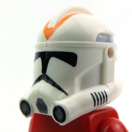 """Lego Clone Army Customs Casque Clone Phase 2 """"212th"""" (La Petite Brique) SW"""