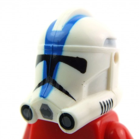 "Lego Clone Army Customs Casque Clone Phase 2 ""501st"" Trooper (La Petite Brique) SW"