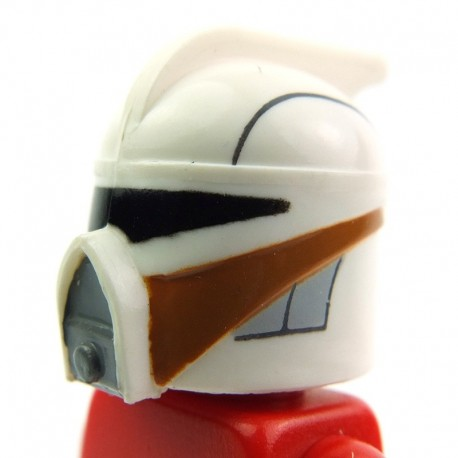 Lego Clone Army Customs Casque Scuba Trooper (marron) (La Petite Brique) SW