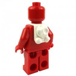 Lego Clone Army Customs Scuba Back Pack (blanc) (La Petite Brique) SW