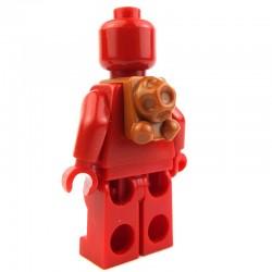 Lego Clone Army Customs Scuba Back Pack (Dark Orange) (La Petite Brique) SW
