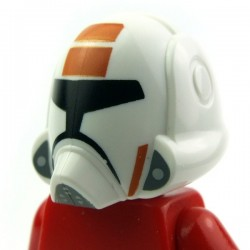 Minifig, Headgear Helmet SW Republic Trooper