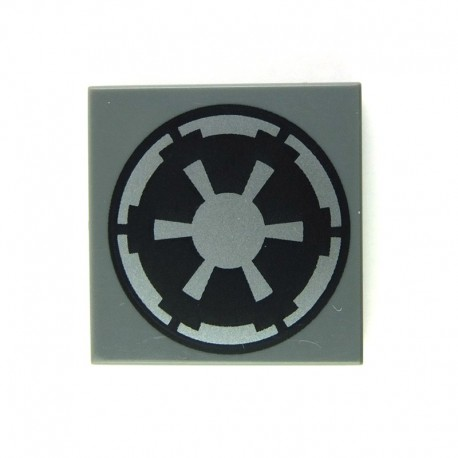 Star Wars Imperial - Tile 2 x 2