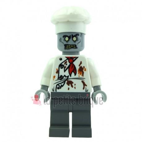 Lego Minifig Monster Fighters - Zombie Cuisinier (La Petite Brique)