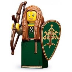 LEGO Minifigures Serie 9 - la fille de la forêt - 71000 (La Petite Brique, le spécialiste de la minfig)