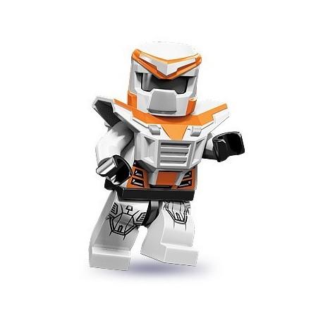 LEGO Minifigures Serie 9 - le robot de combat - 71000 (La Petite Brique, le spécialiste de la minfig)