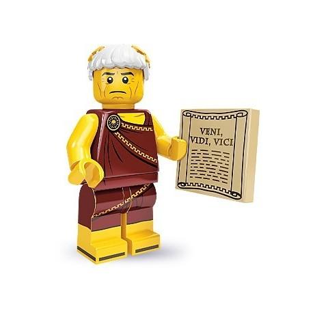 LEGO Minifigures Serie 9 - l'Empereur romain - 71000 (La Petite Brique, le spécialiste de la minfig)