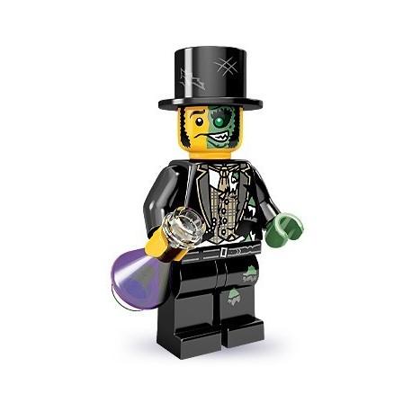 LEGO Minifigures Serie 9 - M. Bon et Mal - 71000 (La Petite Brique, le spécialiste de la minfig)