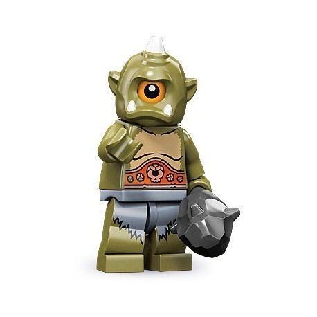 LEGO Minifigures Serie 9 - le Cyclope - 71000 (La Petite Brique, le spécialiste de la minfig)