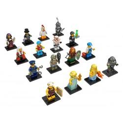 LEGO Serie 9 - 16 minifigures - 71000 (La Petite Brique)