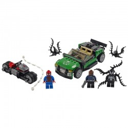 76004 - Spider-Man: Spider-Cycle Chase