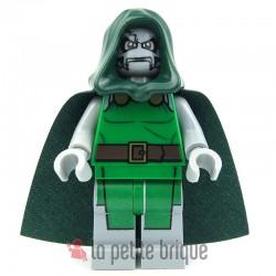 Lego SUPER HEROES Dr. Doom (La Petite Brique)