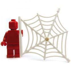 Lego Accessoires Minifig - Toile d'Araignée (blanc) La Petite Brique