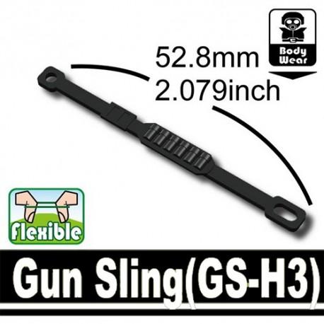Lego Custom Si-Dan Toys Gun Sling (GS-H3) (noir) (La Petite Brique)