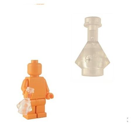 Lego Custom BrickForge Fiole vide (transparent) La Petite Brique