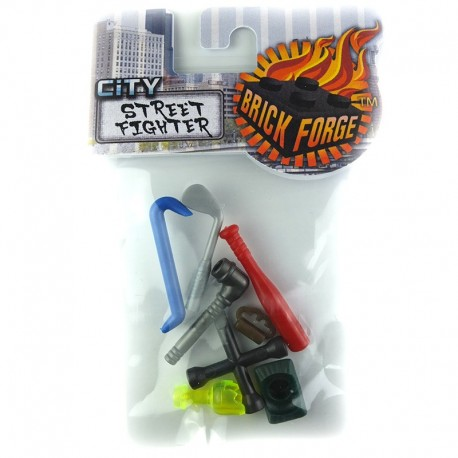 Lego Custom BrickForge Street Fighter 02 (La Petite Brique)